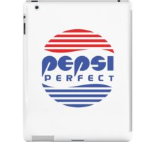 Pepsi Perfect - Back to the Future (Flat Colors) iPad Case/Skin