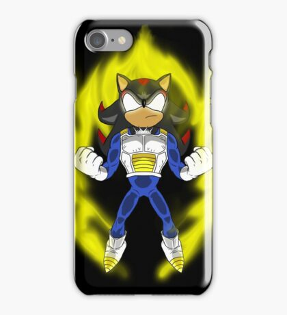 Saiyan Armour Shadow iPhone Case/Skin