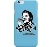 Biff's Hotel and Casino iPhone Case/Skin