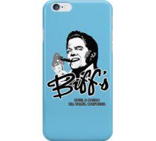 Biff's Hotel and Casino iPhone Case/Skin