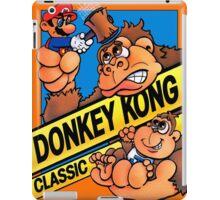 donkey kong classic game iPad Case/Skin