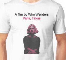 PARIS, TEXAS // WIM WENDERS (1984) Unisex T-Shirt