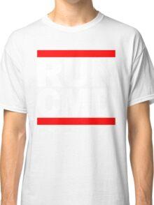 RUN CMD C:\>_ Classic T-Shirt