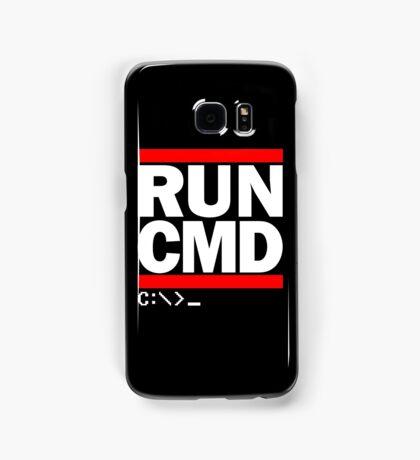 RUN CMD C:\>_ Samsung Galaxy Case/Skin