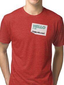 Hello, I'm Cornelius Tri-blend T-Shirt