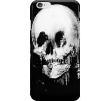 All Is Vanity: Halloween Life, Death, and Existence iPhone Case/Skin