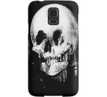 All Is Vanity: Halloween Life, Death, and Existence Samsung Galaxy Case/Skin
