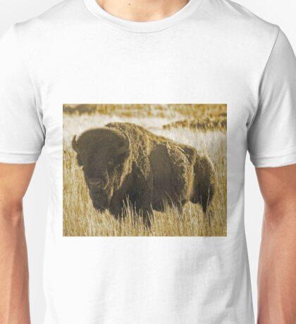 Majestic Bison Unisex T-Shirt