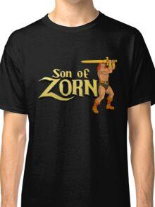 Son of Zorn Fan Art Print Design on Black Classic T-Shirt
