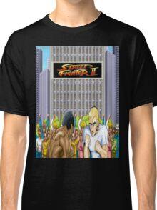 Street Fighter 2 Classic T-Shirt