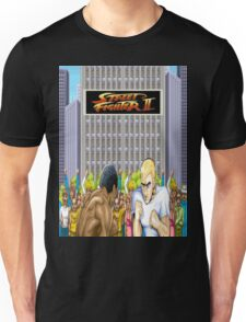 Street Fighter 2 Unisex T-Shirt