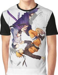 Naruto Uzumaki - Naruto Graphic T-Shirt