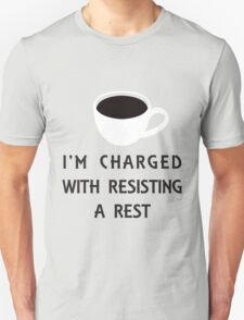 Coffee Charge T-Shirt