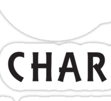 Coffee Charge Sticker