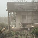 Garden house by Hudolin
