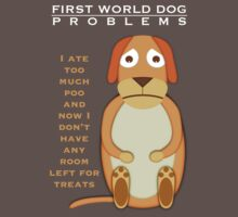 First world dog problems by jaxxx