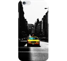New York The Yellow Cap iPhone Case/Skin