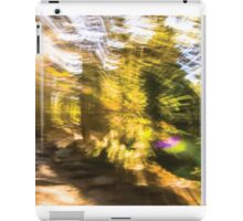 High In The Magical Forest  iPad Case/Skin