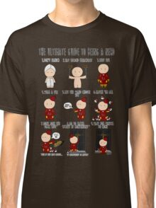 The Ultimate Guide To Being A Nerd Classic T-Shirt