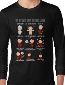 The Ultimate Guide To Being A Nerd Long Sleeve T-Shirt