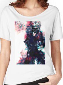 Ken Kaneki  Women's Relaxed Fit T-Shirt