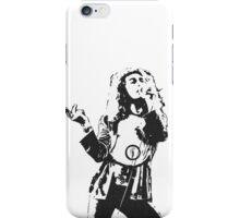 Robert Plant Led Zeppelin iPhone Case/Skin