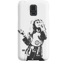 Robert Plant Led Zeppelin Samsung Galaxy Case/Skin