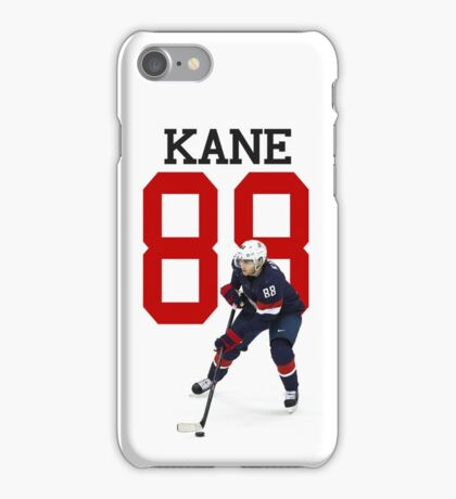 Patrick Kane - Team USA iPhone Case/Skin