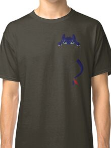 Mini Toothless Classic T-Shirt