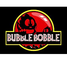 Bubble Bobble Park Photographic Print