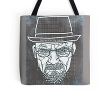Walter White ( Heisenberg ) Tote Bag