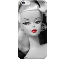 vintage silkstone Barbie iPhone Case/Skin