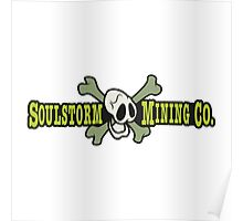 SoulStorm Mining Co. Poster