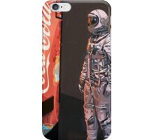 Coke Machine iPhone Case/Skin