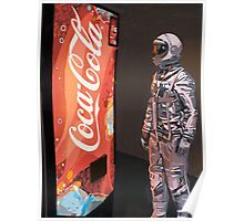 Coke Machine Poster