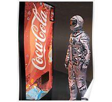 Coke Machine Poster