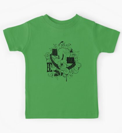 Octopus Ink Kids Tee