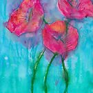 peace poppies by luckylittle