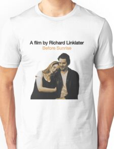 BEFORE SUNRISE // RICHARD LINKLATER (1995) Unisex T-Shirt