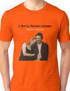BEFORE SUNRISE // RICHARD LINKLATER (1995) Unisex T-Shirt