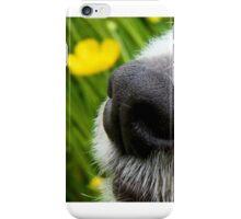cute dog nose iPhone Case/Skin
