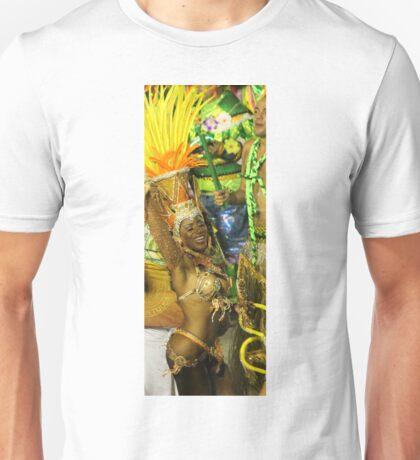Rio Carnaval Unisex T-Shirt