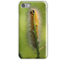 Smiley Caterpillar iPhone Case/Skin
