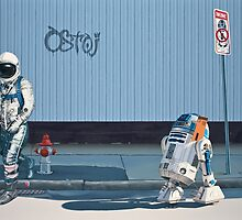 The Parking Ticket by scottlistfield