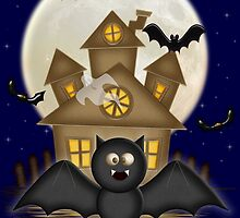 Batty The Crazy Bat by LoneAngel