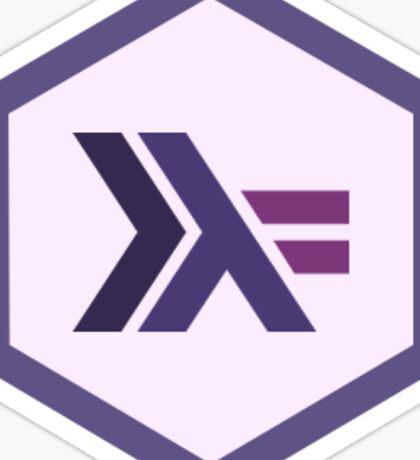 Haskell Sticker