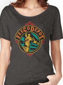 FeeCo Depot Women's Relaxed Fit T-Shirt