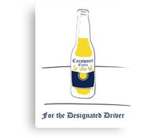 Carowner Extra: Alcohol-free Beer Canvas Print