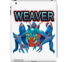 Weaver iPad Case/Skin