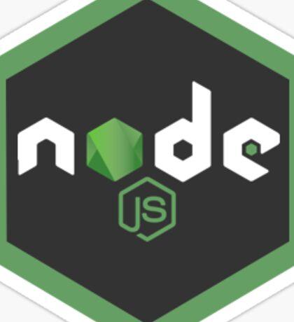 NodeJS Sticker